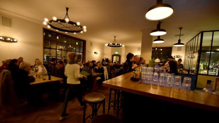 Restaurant Fiedler & Fuchs: Das Fiedler&Fuchs ist ein junges Lokal mit traditioneller Note.