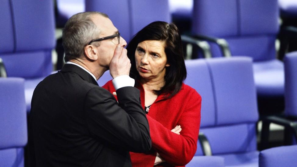 Bundestag - Aktuelle Stunde