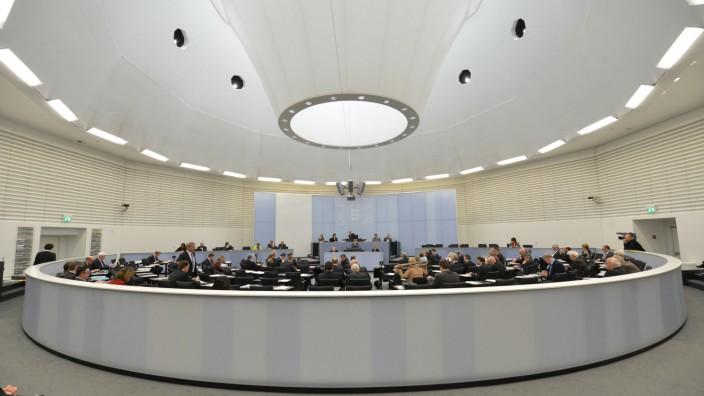 Landtagssitzung Baden-Württemberg