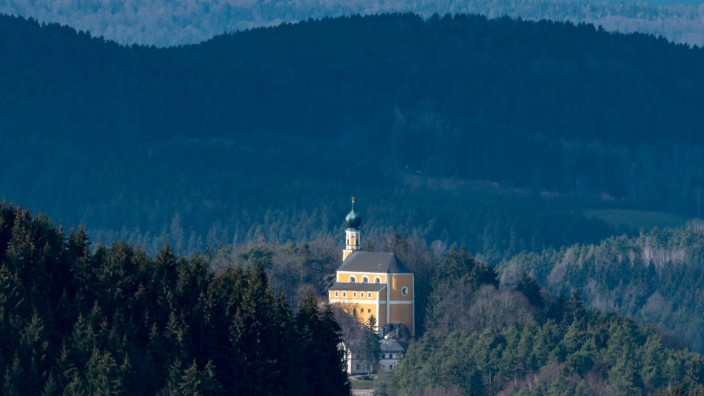 Kirche im Bayerischen Wald