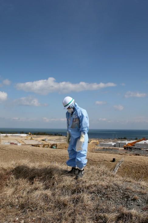 Fukushima Daiichi Nuclear Power Plant As Five Year Anniversary Of Devastating Tsunami Approaches