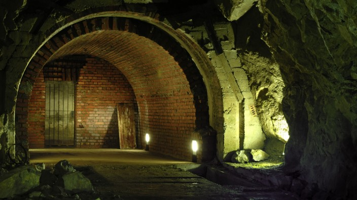 NS-Dokuzentrum: Bisher endet die Bunkeranlage im Obersalzberg in einer Sackgasse. Das Dokumentationszentrum will einen Rundweg schaffen.