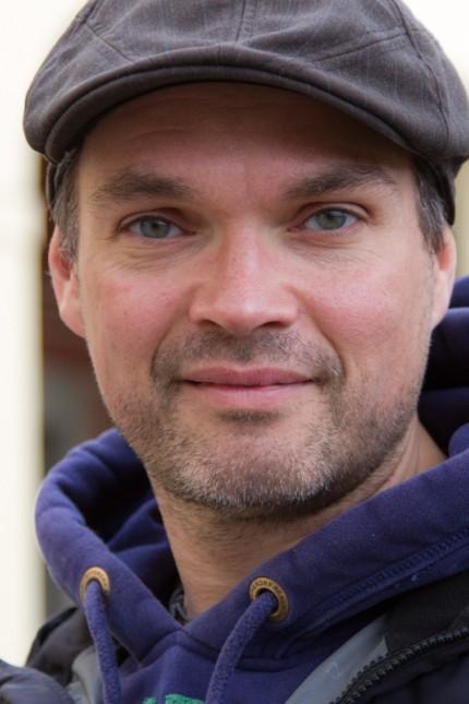 """Mythen: Christopher Weidner nennt sich und seine Agentur """"Stadtspürer"""". Seine Führungen thematisieren die mystische Stadt."""