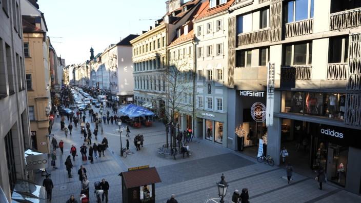 Sendlinger Straße in München, 2015