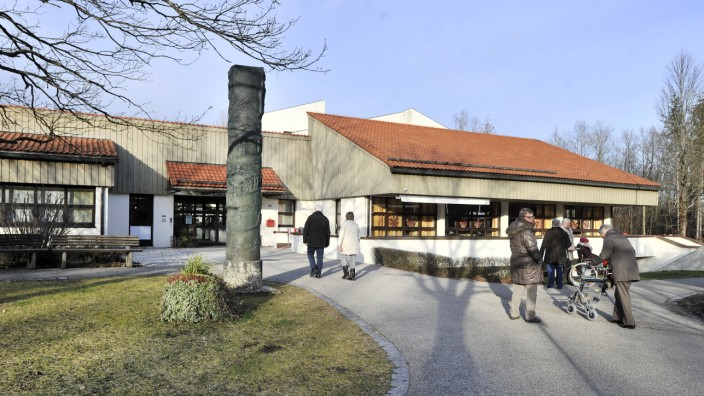 Krailling,Caritas Altenheim