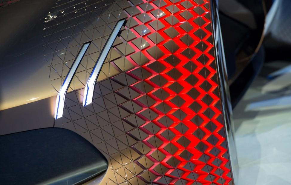 Die Räder der BMW-Konzeptstudie Vision Next 100.