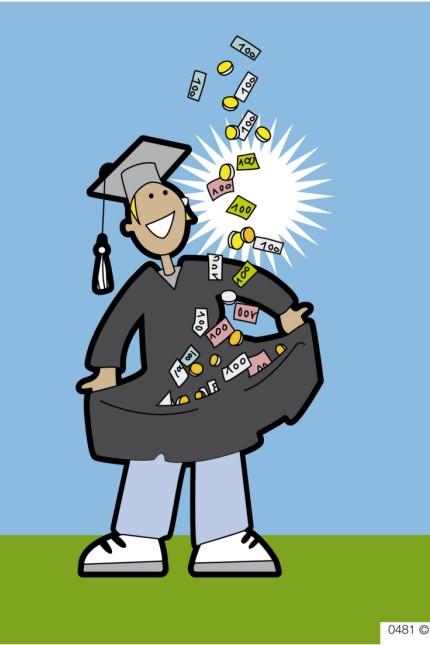 Studieren auf Pump - Den richtigen Hochschulkredit finden (22.10.2012)