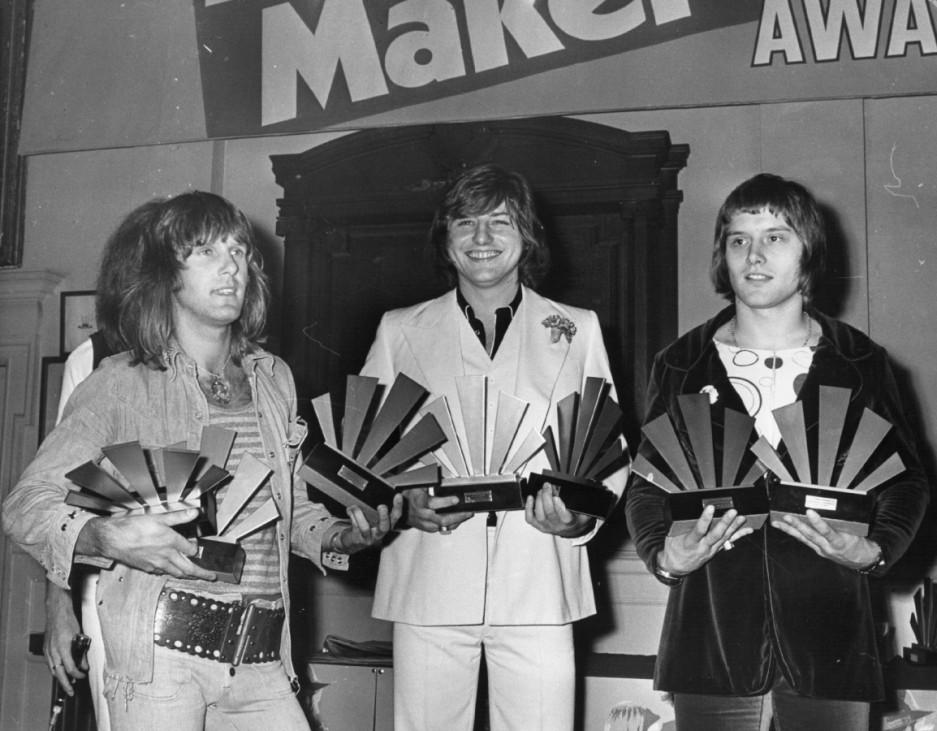 (FILE) Prog-Rock Pioneer Keith Emerson Dies Aged 71 ELP Are Top