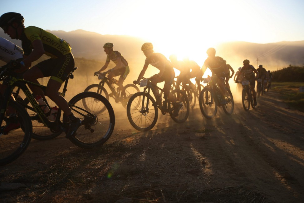 South Africa ABSA Cape Epic - first stage