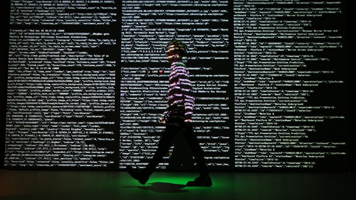 Somerset House Opens Major Exhibition Big Bang Data