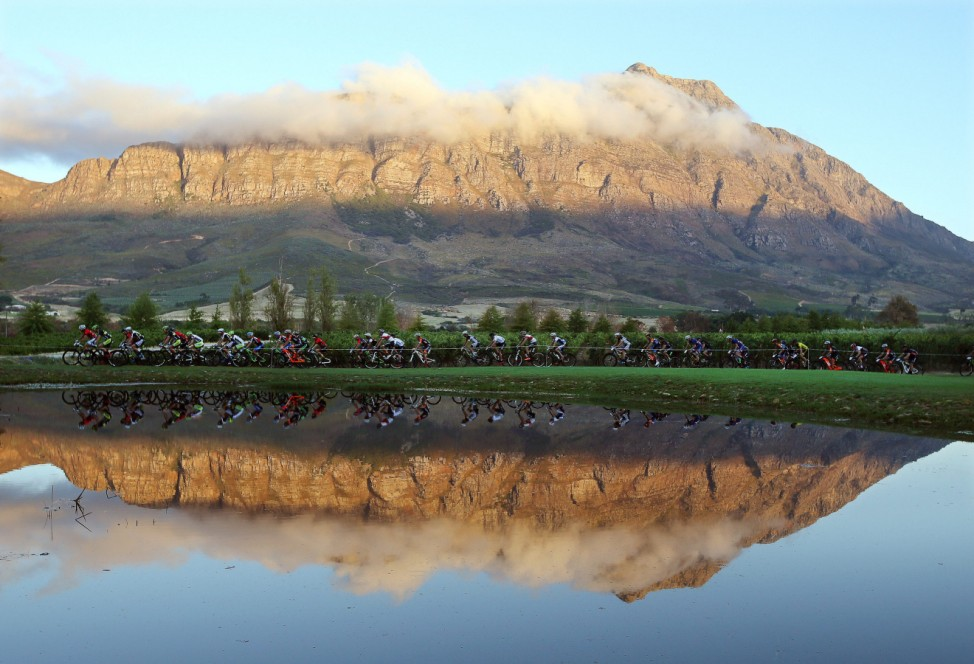 South Africa ABSA Cape Epic - third stage