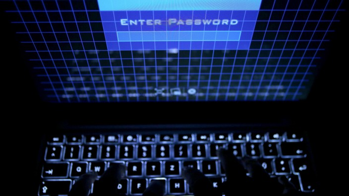 'Enter Password' - Hacker