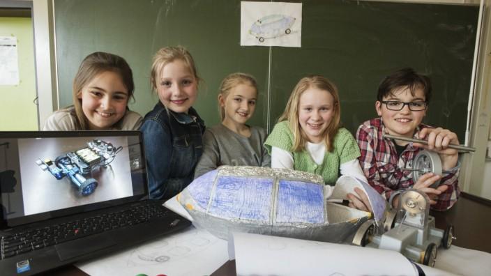 Oberhaching, Gymnasium: Die besten Techniktüftler