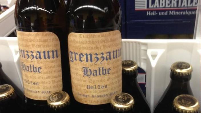 """Brauerei Röhrl aus Straubing verkauft """"Grenzzaun Halbe"""""""