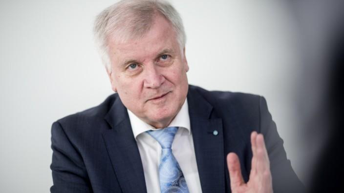 CSU-Vorsitzender Horst Seehofer