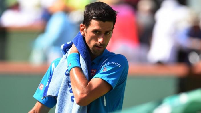 BNP Parisbas Indian Wells Tennis