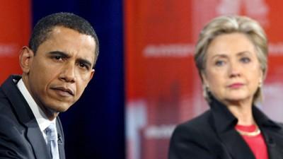 Interview zur Rhetorik im US-Wahlkampf: Obama und Clinton: Wer ist der glaubwürdigere Redner?