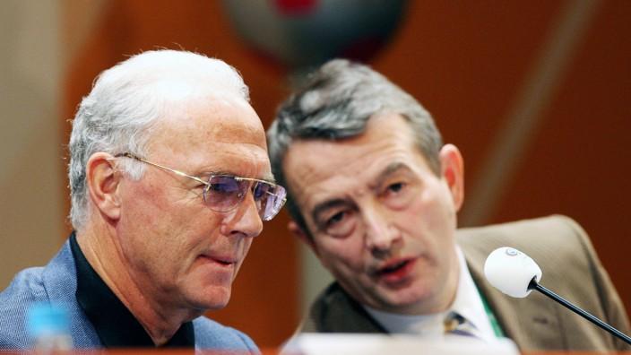 Beckenbauer und Niersbach