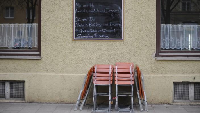 Sendling: Das Restaurant ist in die Schlagzeilen gerückt, weil Pegida-Anhänger sich dort zu ihrem Stammtisch treffen.