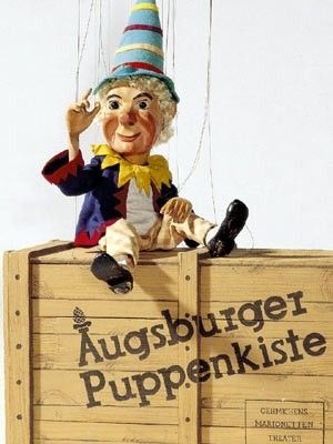 60 Jahre Augsburger Puppenkiste