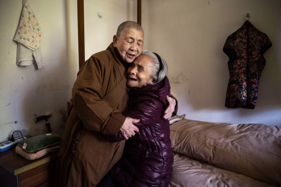 Buddhist Temple Offers Sanctuary To The Elderly In Rural China