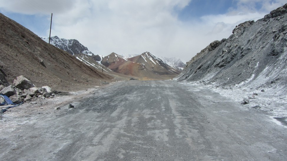 Abenteuerreise Sibirien Wolfgang Klentzau, Ak Baital Pass