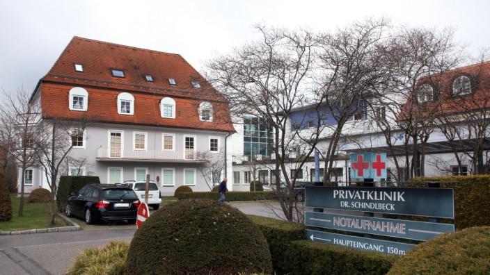 Die Schindlbeck-Klinik in Herrsching; Privatklinik Dr. Schindlbeck