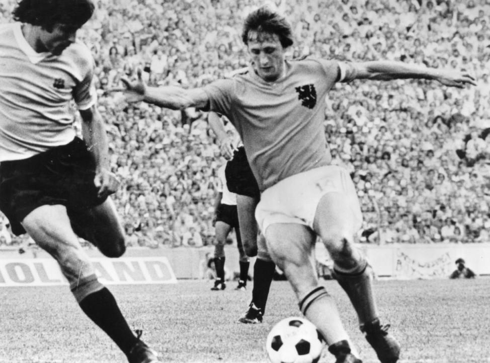 Johan Cruyff; Cruyff