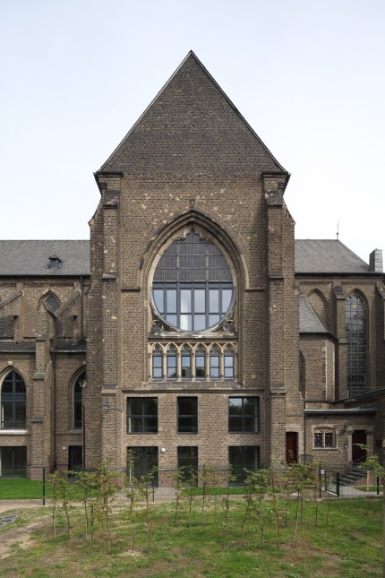 Herz-Jesu Kirche MG-Pesch; Umwandlung Herz jesu
