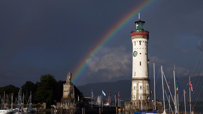 Lindau: Tagung der Nobelpreisträger