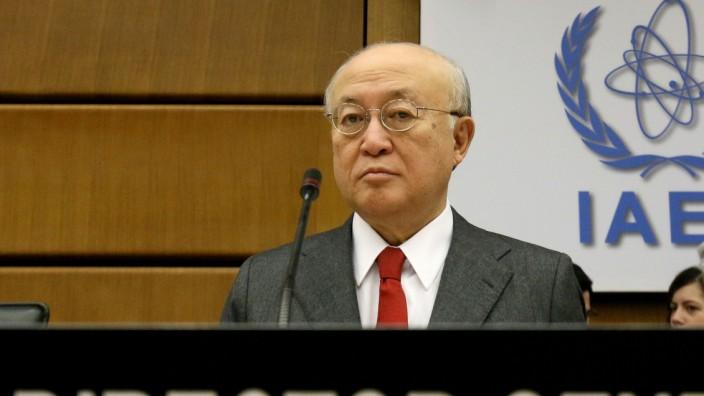 Yukiya Amano