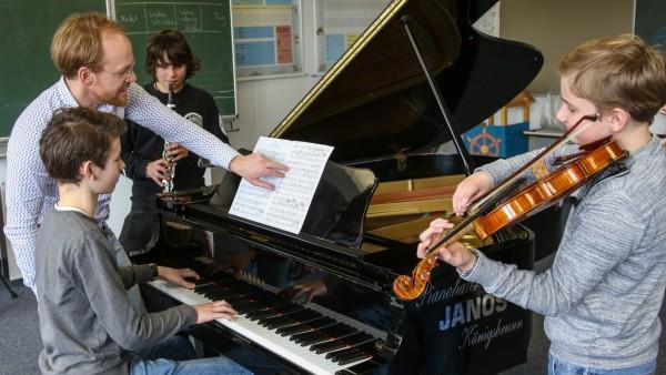 Europäischer Musikworkshop