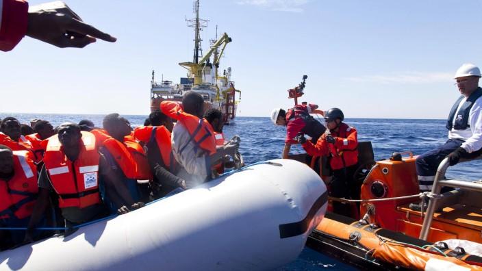 206198 Patrick Bar SOS Meditarranee Starface 2016 03 28 Mer Méditerrannée inconnu 3ème opération