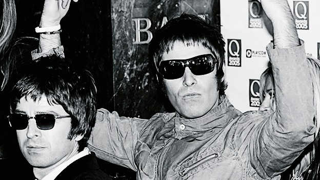 Noel Gallagher and Liam Gallagher; Noel