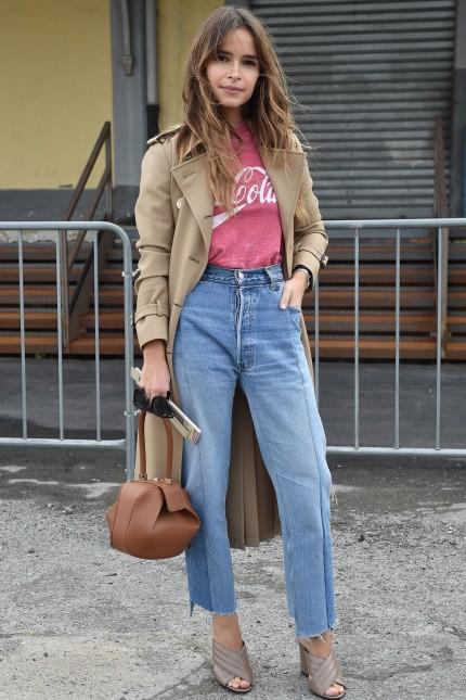 Gucci - Arrivals - Milan Fashion Week  FW16
