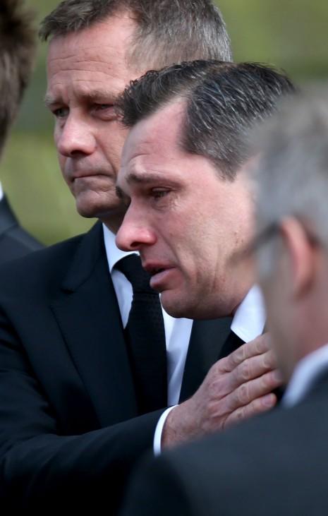 Trauerfeier für Guido Westerwelle