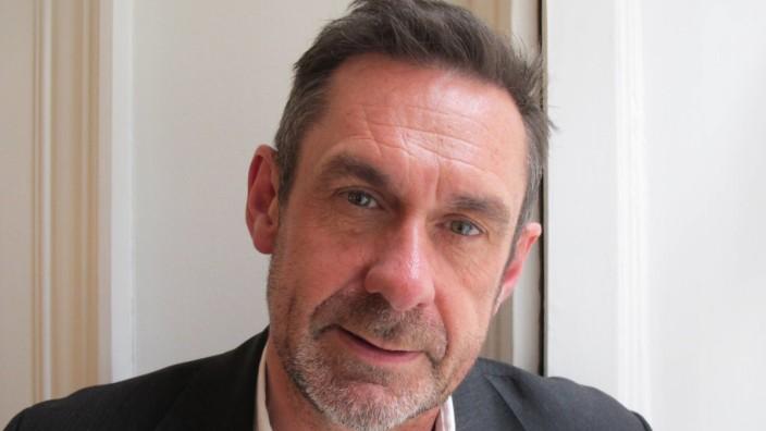 Paul Mason English journalist and broadcaster LONDRES PUBLICATIONxINxGERxAUTxHUNxONLY CARLOSxFRESN