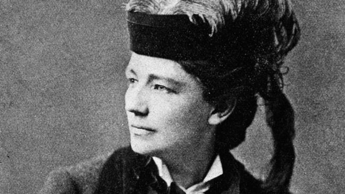 American Feminist Reformer Victoria Claflin Woodhull