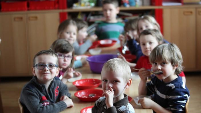 Ältester Kindergarten Deutschlands