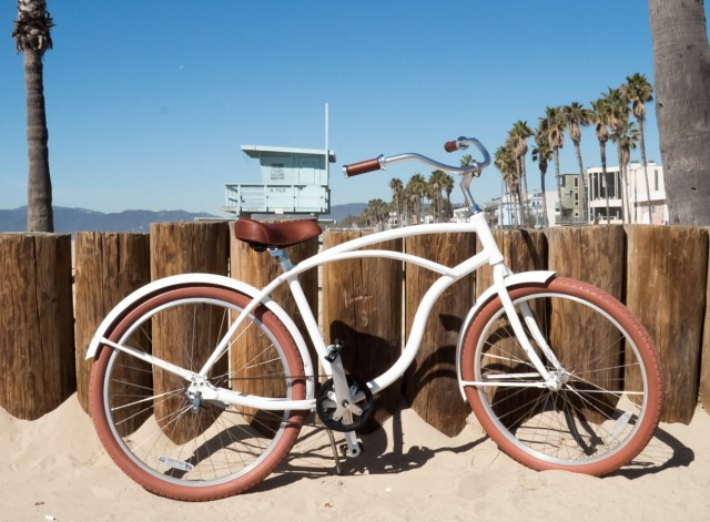 Beach Cruiser von Priority Bicycles