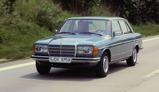 Mercedes Baureihe W 123