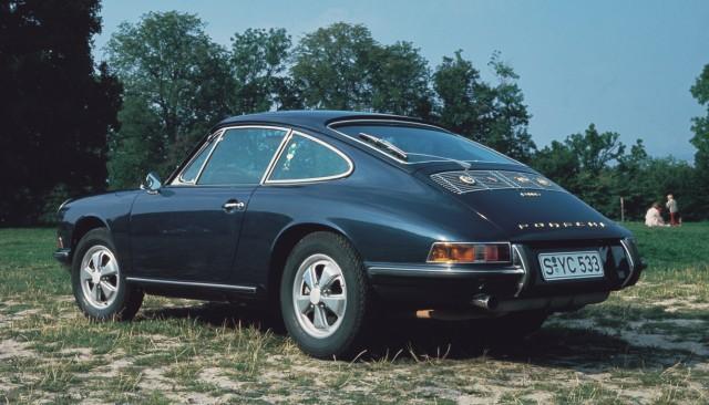 Porsche 911 S 2.0 Coupé