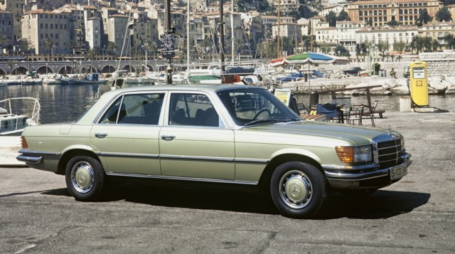 Mercedes S-Klasse W 116 450 SEL 6.9