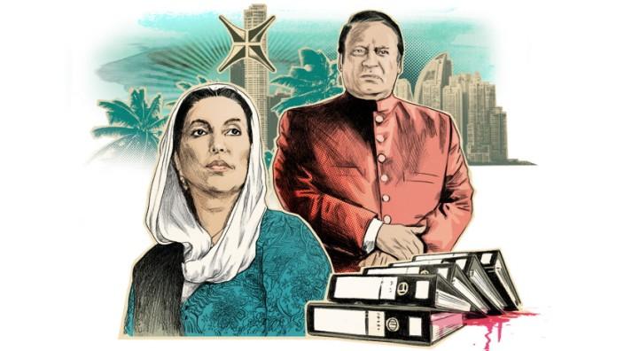 panama pakistan