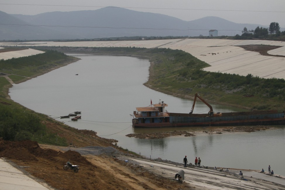 China South North Water Transfer Project