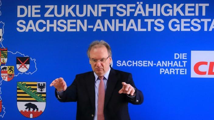 Koalitionsverhandlung in Sachsen-Anhalt