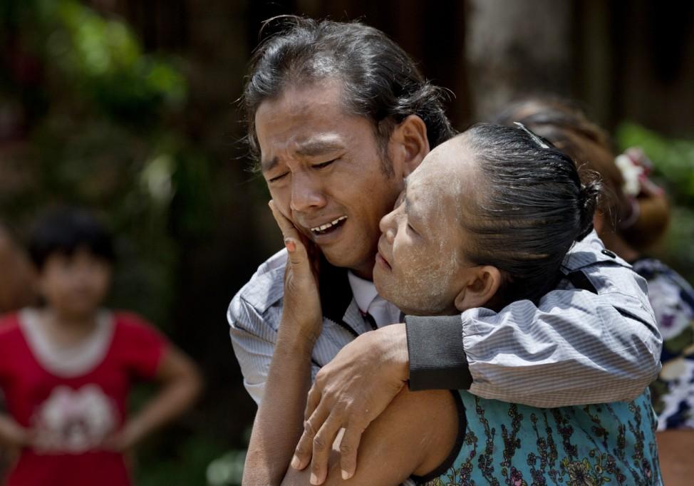 Myint Naing, Khin Than