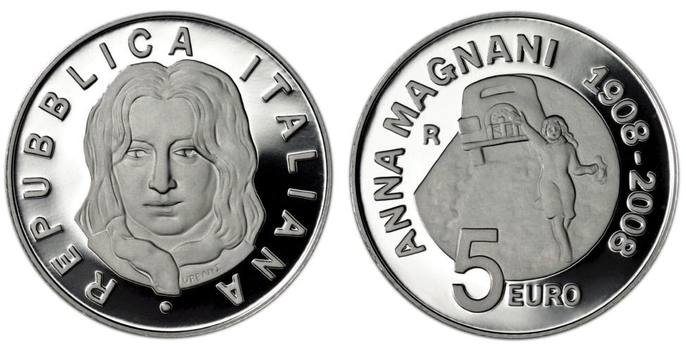 Italien gibt 5-Euro-Gedenkmünze heraus