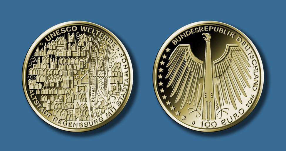 Muenze Regensburg