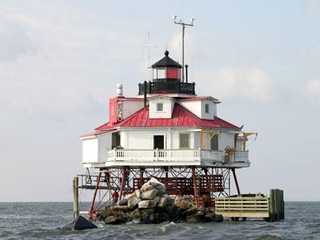 """Thomas Point Shoal Lighthouse"""